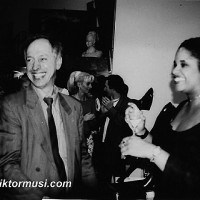 "1999. Solo Exhibition Viktor Musi. Galerie ""Ives Munier"". Paris. France."